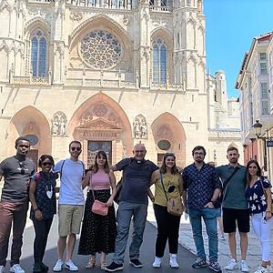 Convivencia de Jóvenes en Burgos