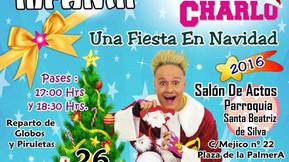 ¡Raúl Charlo nos prepara para la Navidad!