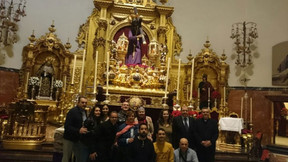 Testimonio de Jorge Carmona, encargado de los jóvenes de la Parroquia