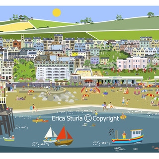 Sunny Worthing limited edition print