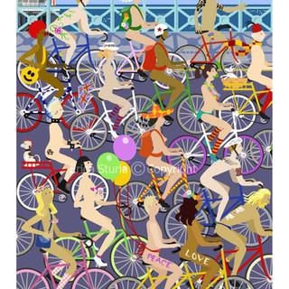 Brighton Naked Bike Ride