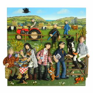 Farming family commission