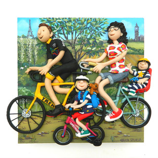 Family Bike Ride Commission