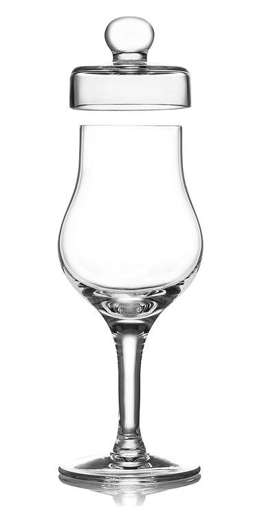 Degustační sklenka na whisky - tulip čirý
