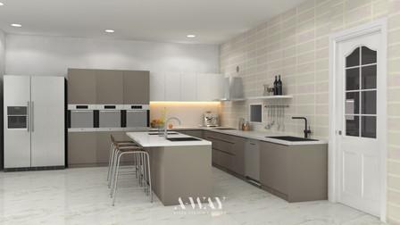 【嘉義】自建透天住宅 x 雙廚房