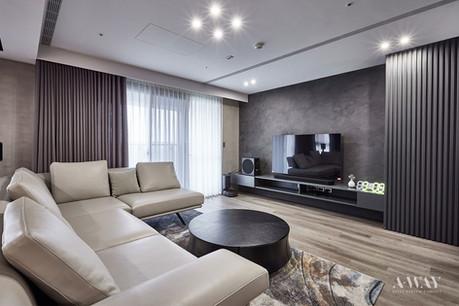 【高雄國泰聚建設T.HOUSE】整體室內空間規劃