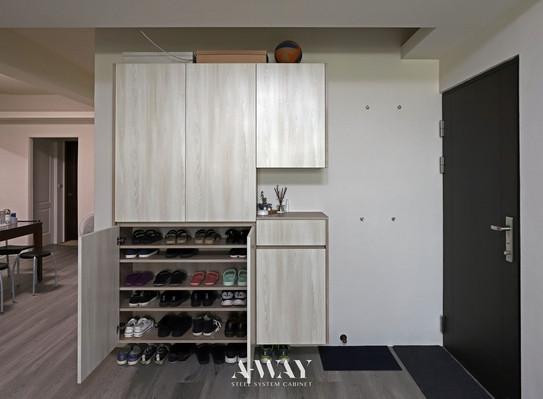 玄關|鞋櫃