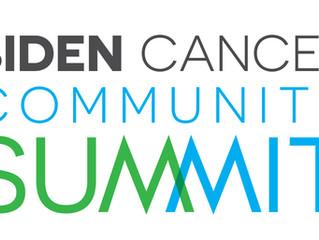 CanSurround to Attend the Biden Cancer Community Summit
