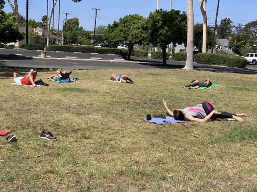 Kids Yoga Stretch