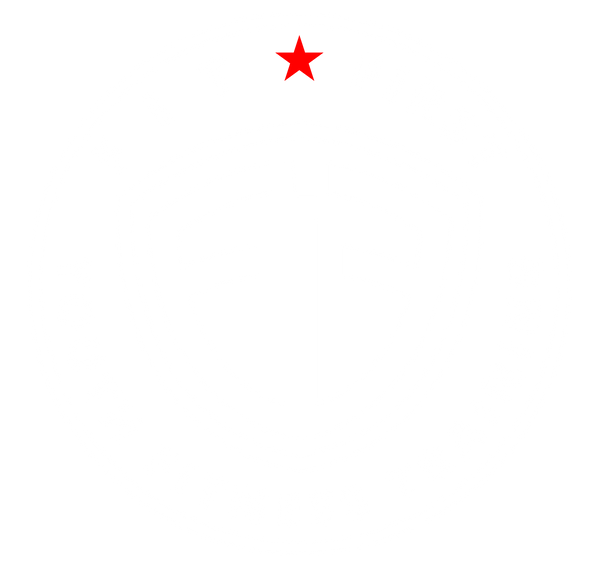 Fit First White Logo