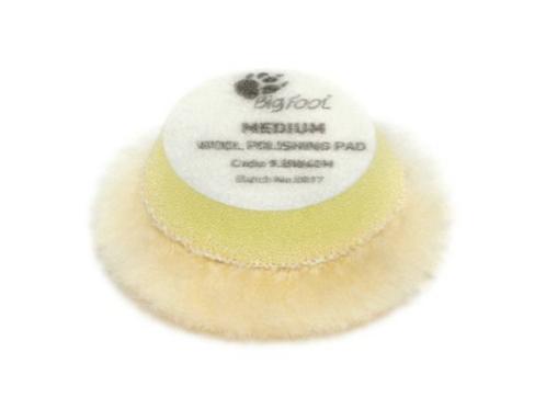 Rupes 150 mm (LHR15) Wool Yellow Medium Polishing Pad