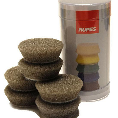Rupes Bigfoot Nano iBrid 40mm (1.5in) Gray UHS Pad 6 Pack
