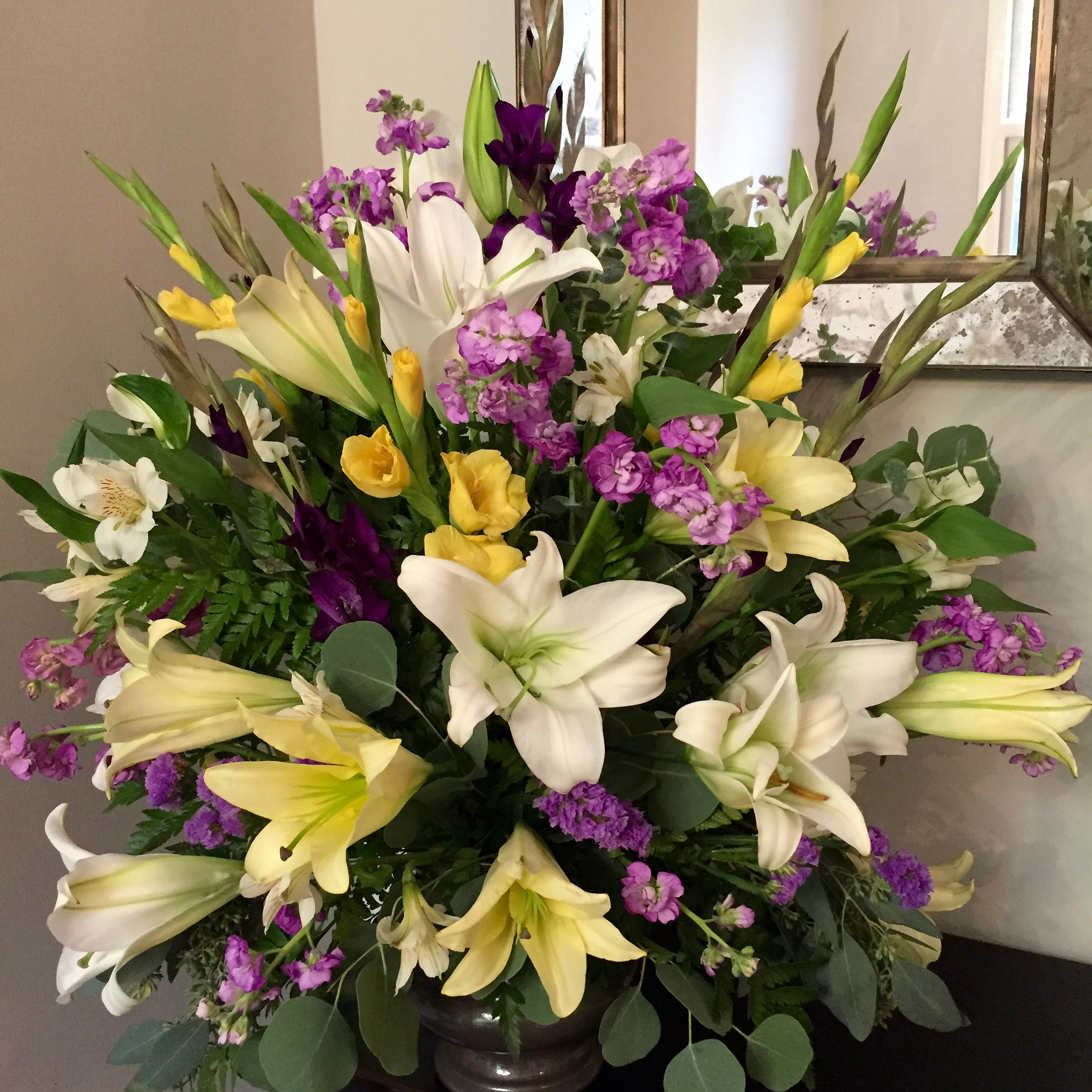 Florist for weddings and events in charlotte waxhaw nc fresh fresh sympathy izmirmasajfo
