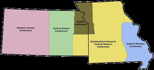 Confernce Map Labeled - Color Palette.pn