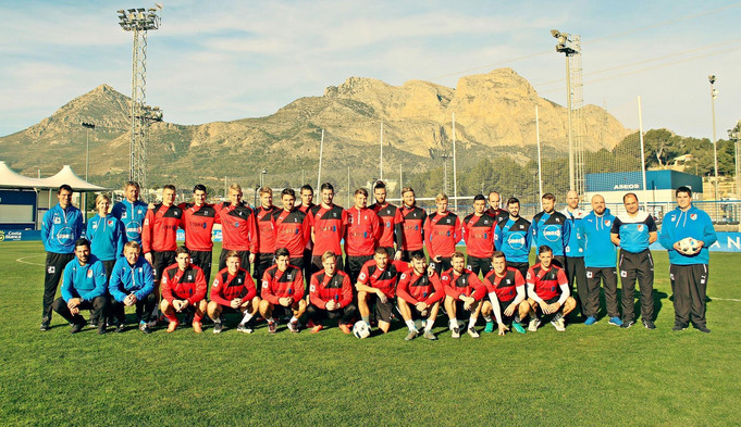 Trainingslager Valencia TSV Steinbach