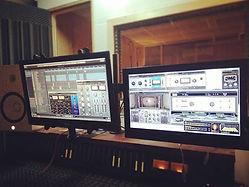Comencem la setmana ;) #mixing #recordin