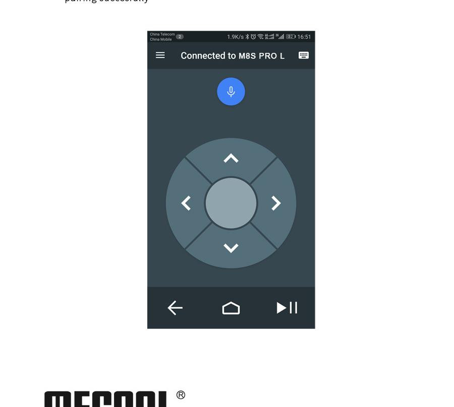 M8S Pro L 3GB RAM + 16GB ROM Octa Core Android TV OS Kodi 17 6 Voice Remote    Go Android TV Box