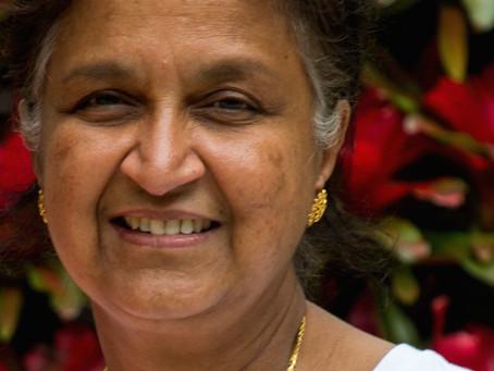 Volunteer Profile: Latha Iyer