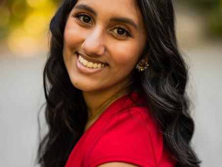 Volunteer Profile: Abhika Mishra