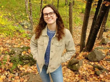 Volunteer Profile: Rebecca Zeglovitch