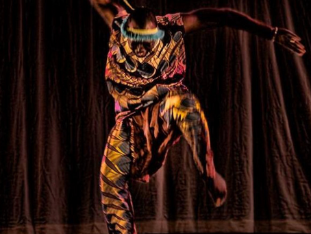 Authentic African Dancers