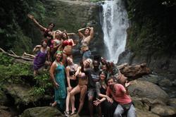 Costa Rican Waterfall Tours