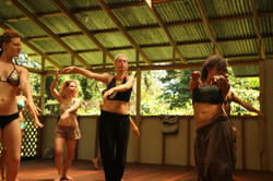 Tribal Bellydance Retreat Costa Rica