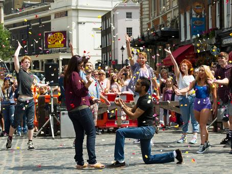 Flash Mob Proposals