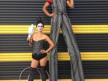Best Stilt Walkers in Atlanta