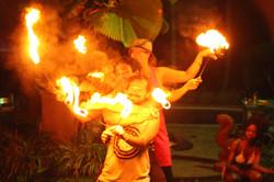 Fire Arts in Costa Rica