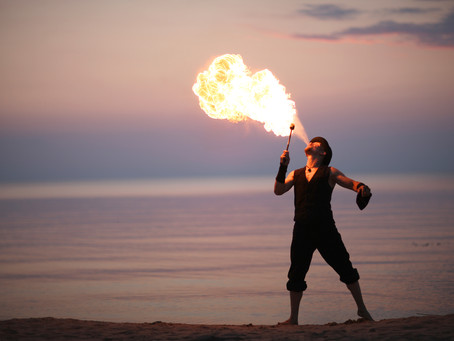 Greatest Fire Performers from Atlanta to Las Vegas