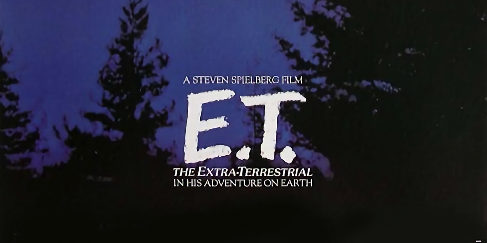 """""""E.T."""" Movies at The Monterey"""