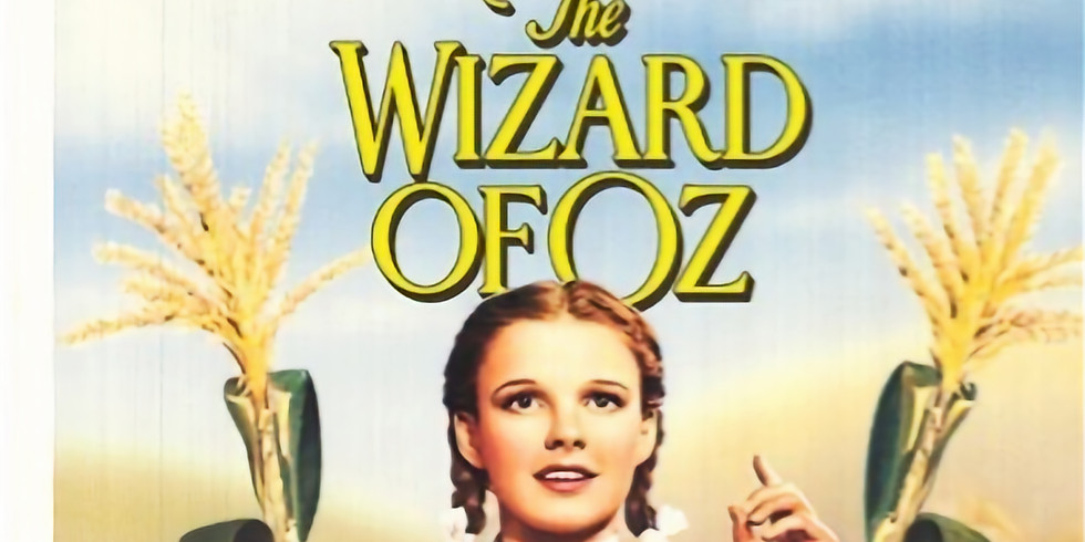 """""""The Wizard of Oz """" Movies at The Monterey"""