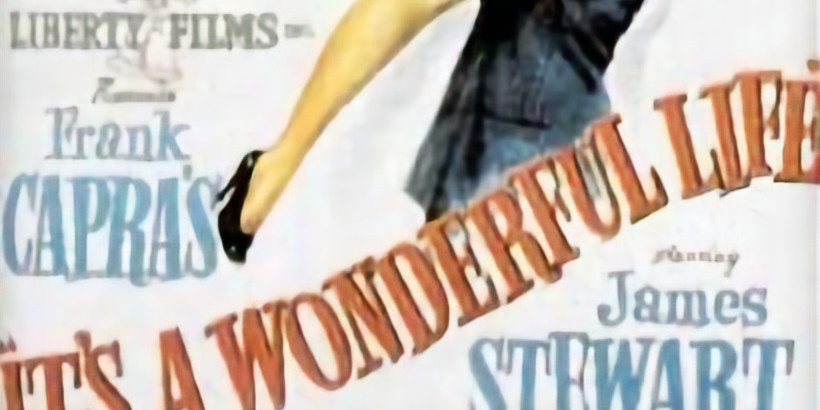 """""""It's a Wonderful Life"""" Movies at The Monterey"""