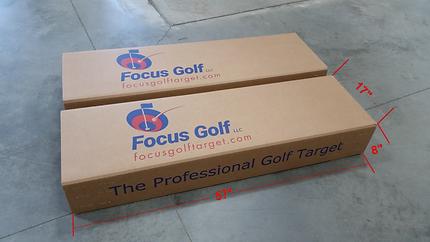 Golf Target packaging