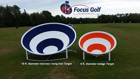 Golf Range Target  golf training aid