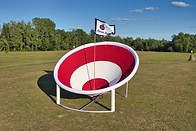 professional golf target
