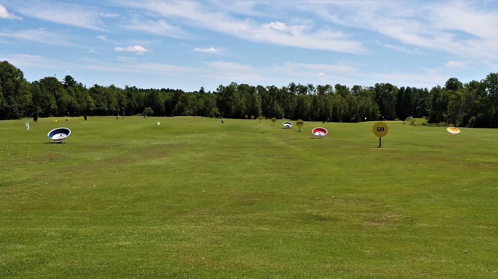 Golf Range Targets.JPG