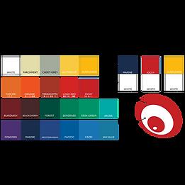 Golf Target Colors