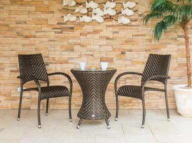 Octay Bronze Bistro Table