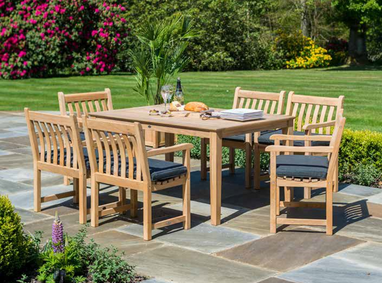 Chiltern Rectagnle Dinning Table