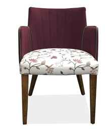 Sophia Lux Arm Chair