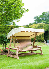 Marlin Swing Seat with Canopy