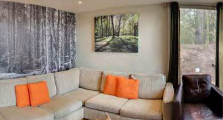 Digital Art and Canvas at Center Parcs