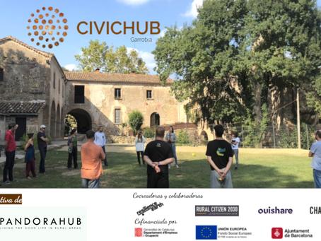 ¡Civichub en marcha!