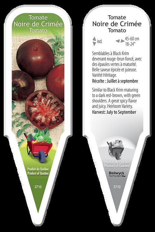 tomate ancestrale Noire de Crimée