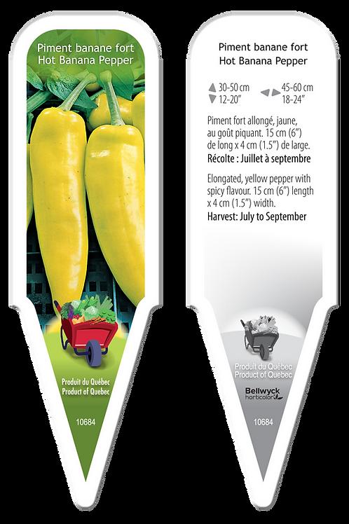 piment banane (fort)