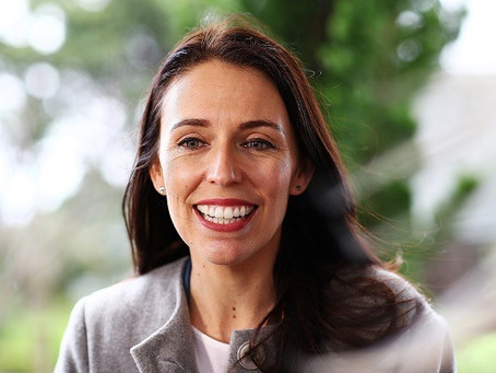 Does it take a woman leader to take action on wellbeing - probably. Well done Jacinda Adern