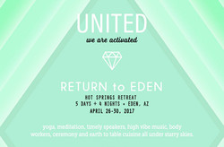 Eden Retreat Spring 2017