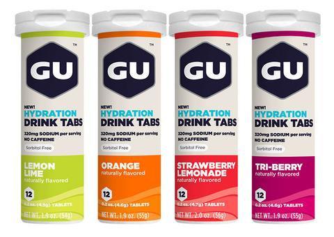 Energy drink tabs